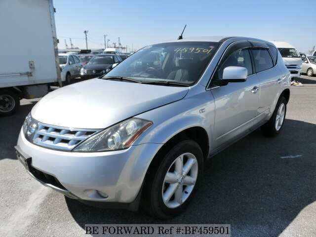 Used 2006 Nissan Murano 250xl Cba Tz50 For Sale Bf459501