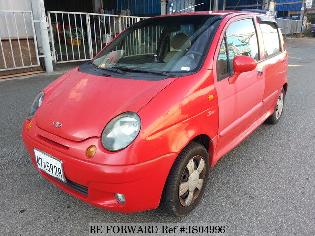 used 2001 daewoo matiz 4a11bg for sale is04996 be forward. Black Bedroom Furniture Sets. Home Design Ideas
