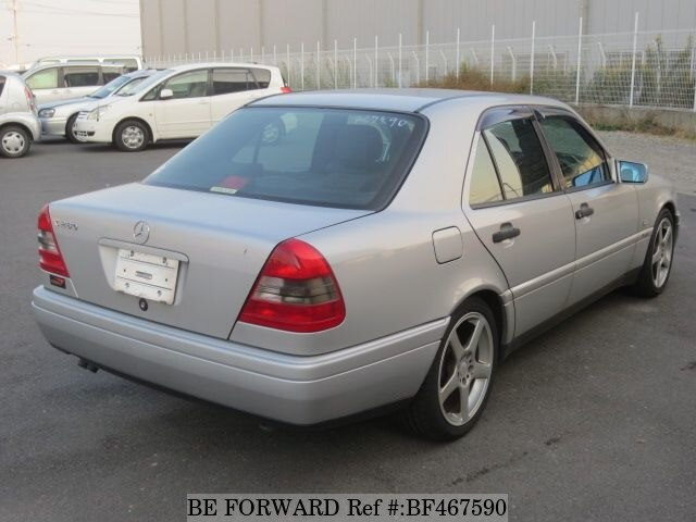 Used 1996 mercedes benz c class c280 sports line e 202028 for 1996 mercedes benz c class