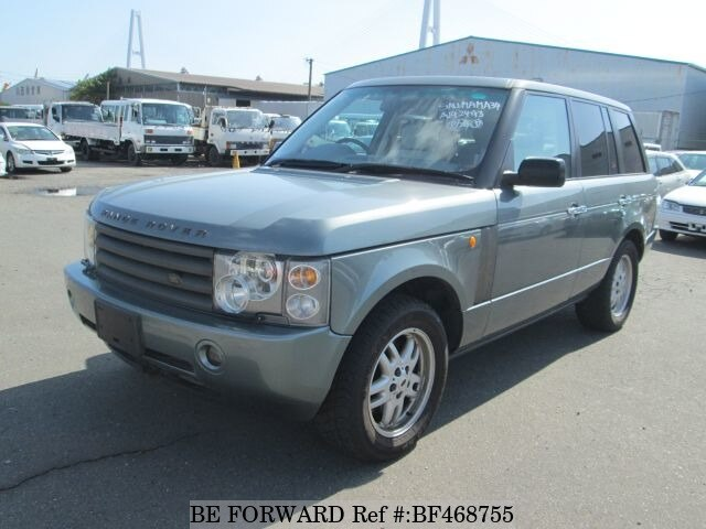 used 2003 land rover range rover gh lm44 for sale bf468755 be forward. Black Bedroom Furniture Sets. Home Design Ideas