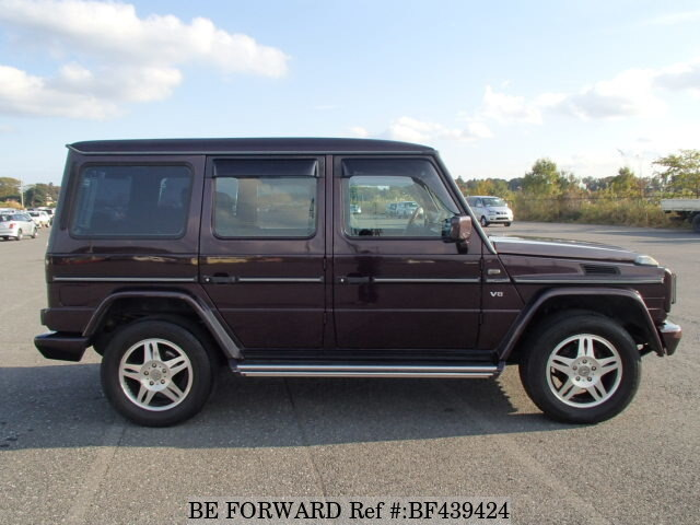 Used 2000 mercedes benz g class g500l classic gf g500l for for Mercedes benz g class for sale cheap