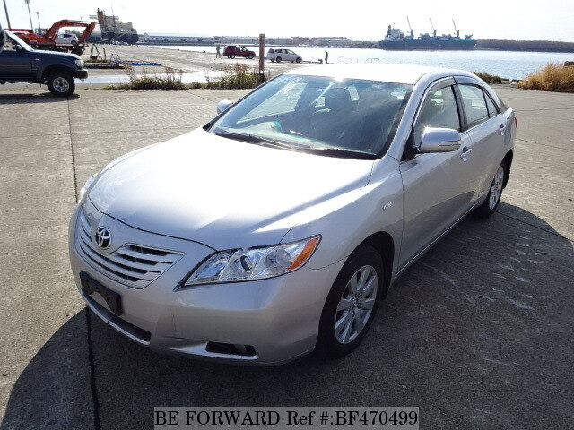 used 2008 toyota camry g four limited edition dba acv45 for sale bf470499 be forward. Black Bedroom Furniture Sets. Home Design Ideas