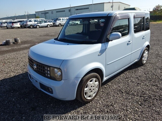 2004 nissan cube ua bz11 d 39 occasion en promotion bf471502 be forward. Black Bedroom Furniture Sets. Home Design Ideas