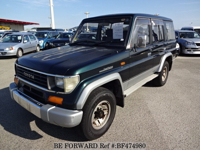 used 1993 toyota land cruiser prado sx wide y kzj78w for. Black Bedroom Furniture Sets. Home Design Ideas