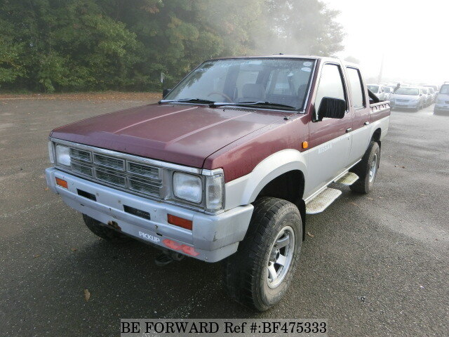 used 1987 nissan datsun truck l fmd21 for sale bf475333 be forward. Black Bedroom Furniture Sets. Home Design Ideas