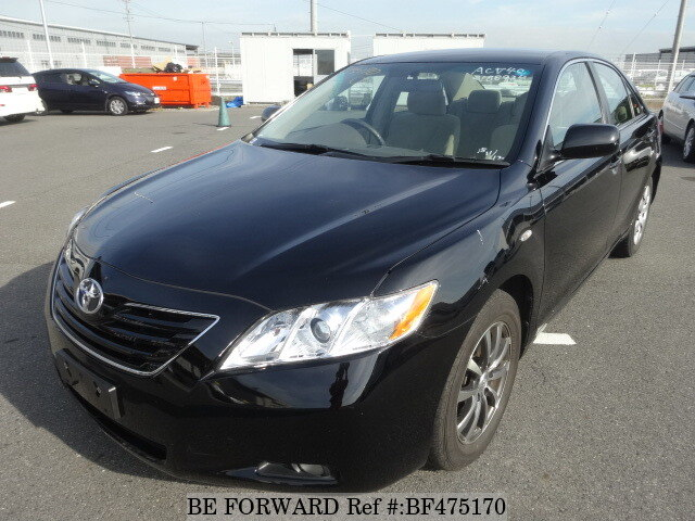 used 2008 toyota camry g dba acv40 for sale bf475170 be forward. Black Bedroom Furniture Sets. Home Design Ideas