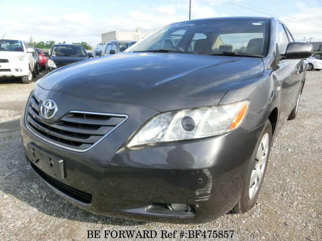 used 2008 toyota camry 2 4 g dba acv40 for sale bf475857 be forward. Black Bedroom Furniture Sets. Home Design Ideas
