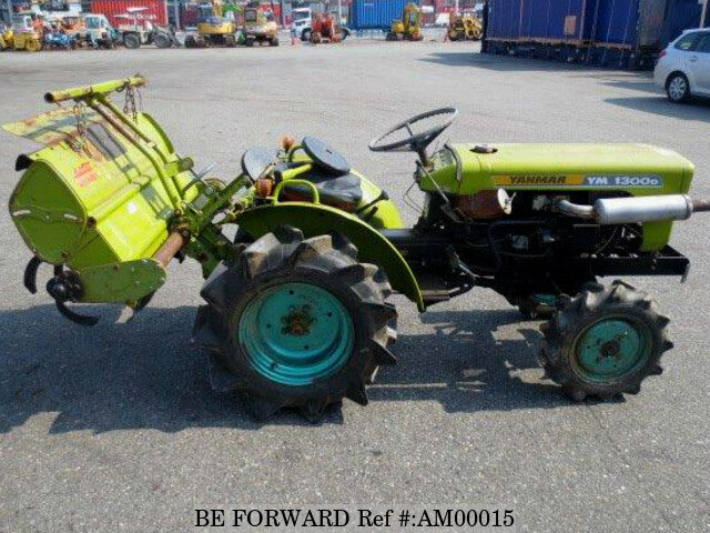 Yanmar Tractor Battery : Used yanmar ym d hp wd hour for sale