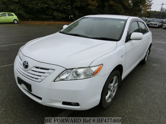 used 2008 toyota camry g four dba acv45 for sale bf477469 be forward. Black Bedroom Furniture Sets. Home Design Ideas