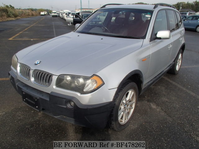 2004 bmw x3 2 5i gh pa25 d 39 occasion en promotion bf478262 be forward. Black Bedroom Furniture Sets. Home Design Ideas