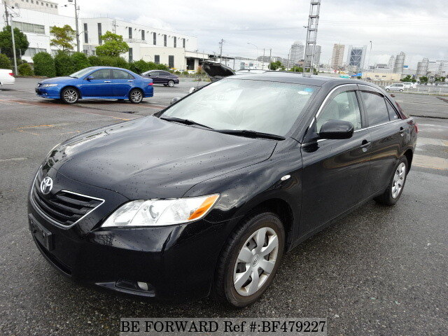 used 2006 toyota camry g four dba acv45 for sale bf479227 be forward. Black Bedroom Furniture Sets. Home Design Ideas