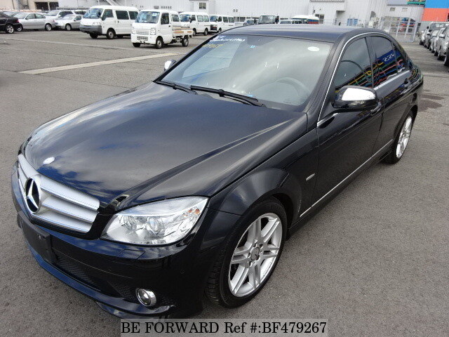 Used 2008 mercedes benz c class c250 avantgarde s dba for 2008 mercedes benz c250 for sale