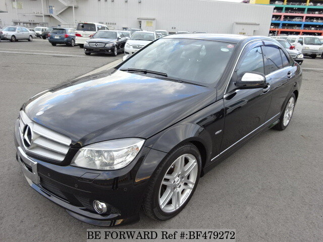 Used 2008 mercedes benz c class c300 avantgarde amg sports for 2008 mercedes benz c300 tires
