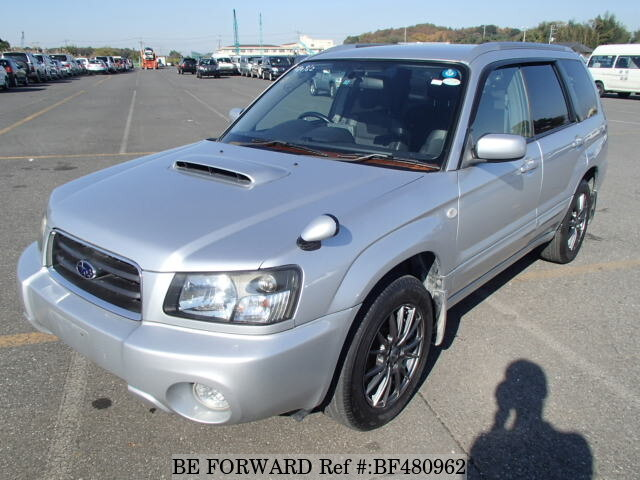 used 2003 subaru forester xt ta sg5 for sale bf480962 be forward. Black Bedroom Furniture Sets. Home Design Ideas