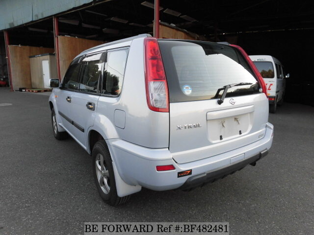 used 2000 nissan x trail ta nt30 for sale bf482481 be forward. Black Bedroom Furniture Sets. Home Design Ideas