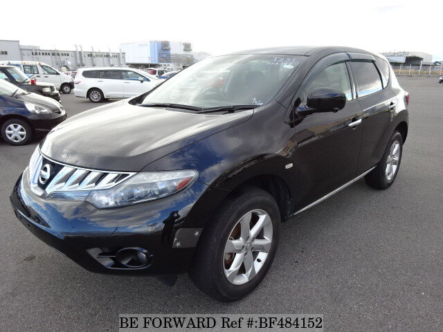 used 2010 nissan murano 250xl cba tz51 for sale bf484152 be forward. Black Bedroom Furniture Sets. Home Design Ideas