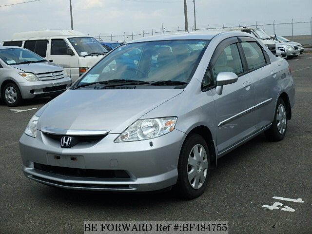 Used 2005 honda fit aria 1 3a dba gd6 for sale bf484755 for Honda fit horsepower