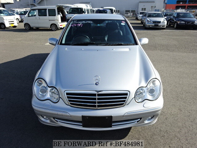 Used 2006 mercedes benz c class c180 kompressor avangarde for Mercedes benz c class 2006 for sale