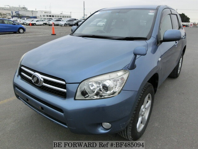 used 2007 toyota rav4 x limited dba aca31w for sale bf485094 be forward. Black Bedroom Furniture Sets. Home Design Ideas
