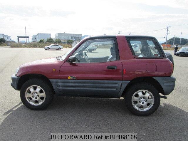 Used 1997 Toyota Rav4 J E Sxa10g For Sale Bf488168 Be