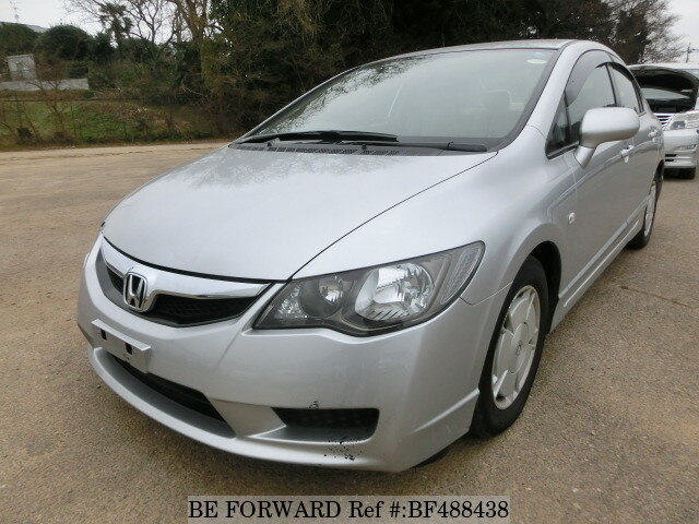 used 2008 honda civic hybrid daa fd3 for sale bf488438 be forward. Black Bedroom Furniture Sets. Home Design Ideas