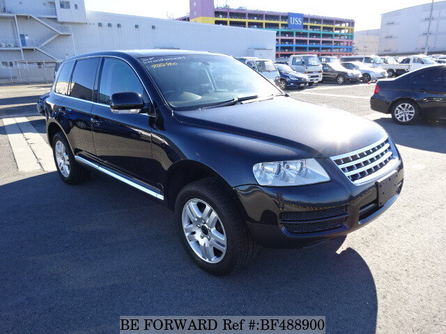 2003 volkswagen touareg 4 2 v8 air suspension gh 7laxqa d 39 occasion en promotion bf488900 be. Black Bedroom Furniture Sets. Home Design Ideas