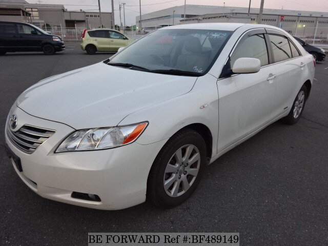 used 2008 toyota camry g dignis edition dba acv40 for sale bf489149 be forward. Black Bedroom Furniture Sets. Home Design Ideas