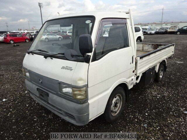 Used 1997 Mazda Bongo Brawny Truck Dx Kc Sd59t For Sale
