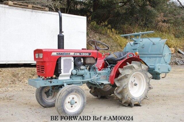YANMAR / YM1300 (13HP-2WD-349Hour)