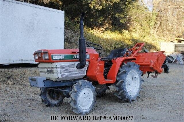 KUBOTA / B1502M (15HP-4WD-430Hour)
