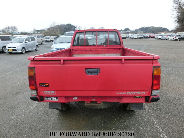 used 1987 nissan datsun truck n amd21 for sale bf490720 be forward. Black Bedroom Furniture Sets. Home Design Ideas