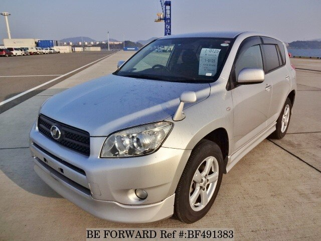 used 2007 toyota rav4 g dba aca36w for sale bf491383 be. Black Bedroom Furniture Sets. Home Design Ideas