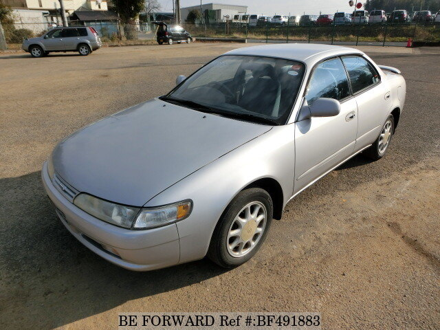 used 1995 toyota corolla ceres f e ae100 for sale bf491883 be forward. Black Bedroom Furniture Sets. Home Design Ideas