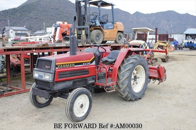 YANMAR / FX26 (26HP-2WD-1950HR)