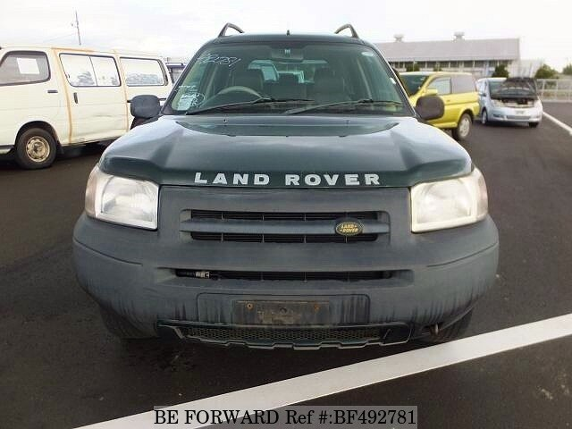 2002 land rover freelander es gf ln25 d 39 occasion en. Black Bedroom Furniture Sets. Home Design Ideas