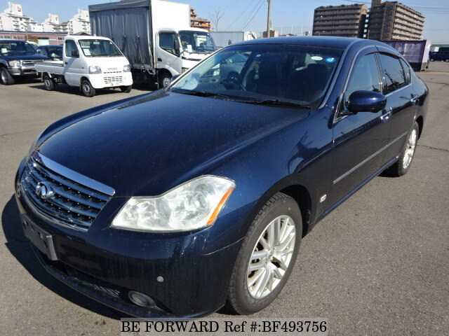 Used 2005 Nissan Fuga Cba Pny50 For Sale Bf493756 Be Forward