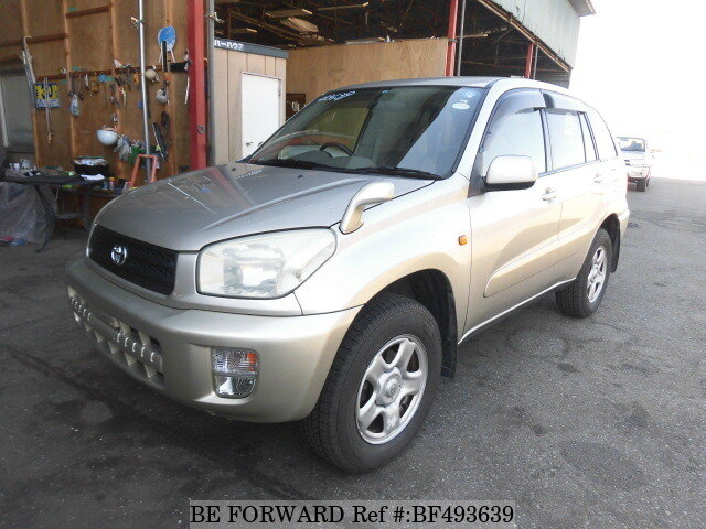 used 2001 toyota rav4 l x limited ta aca21w for sale bf493639 be forward. Black Bedroom Furniture Sets. Home Design Ideas
