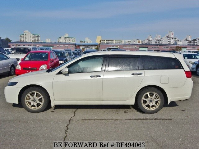 used 2005 honda accord wagon 24t aba cm2 for sale bf494063 be forward. Black Bedroom Furniture Sets. Home Design Ideas