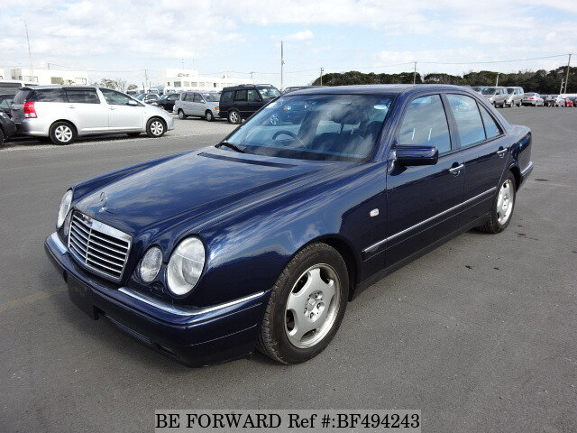 Used 1999 mercedes benz e class e320 avantgarde gf 210065 for Mercedes benz e320 1999