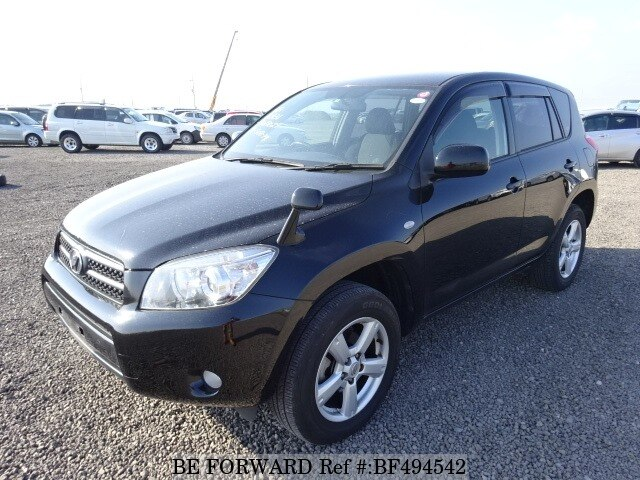 used 2007 toyota rav4 g dba aca31w for sale bf494542 be. Black Bedroom Furniture Sets. Home Design Ideas