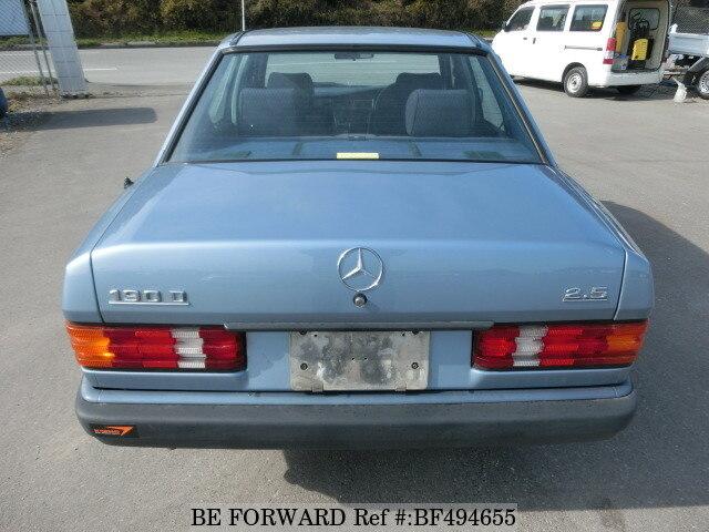 Beforward Mercedes Benz A Class