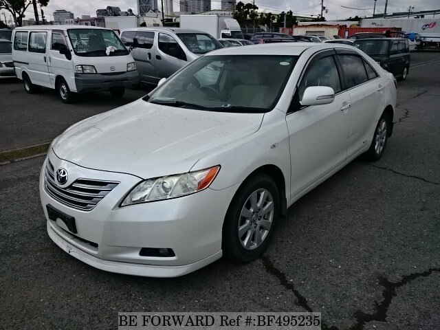 used 2008 toyota camry g limited edition dba acv40 for sale bf495235 be forward. Black Bedroom Furniture Sets. Home Design Ideas