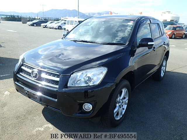 2010 toyota rav4 style dba aca36w d 39 occasion en promotion bf495554 be forward. Black Bedroom Furniture Sets. Home Design Ideas