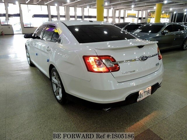 used 2012 ford taurus 3 5 sho for sale is05186 be forward. Black Bedroom Furniture Sets. Home Design Ideas