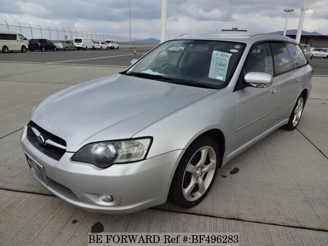 used 2004 subaru legacy touring wagon 2 0r ta bp5 for sale. Black Bedroom Furniture Sets. Home Design Ideas