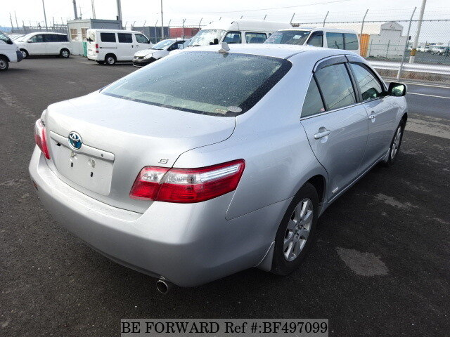 used 2008 toyota camry g limited edition dba acv40 for sale bf497099 be forward. Black Bedroom Furniture Sets. Home Design Ideas