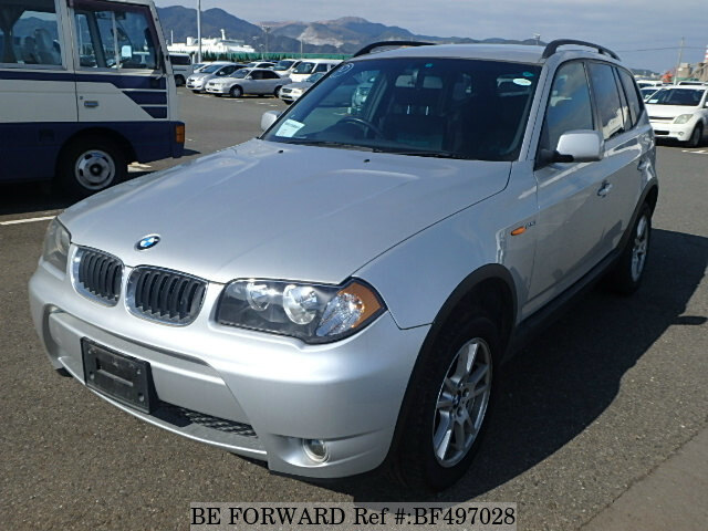 used 2005 bmw x3 2 5i gh pa25 for sale bf497028 be forward. Black Bedroom Furniture Sets. Home Design Ideas