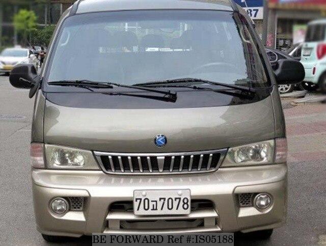 2003 kia pregio usados en venta is05188 be forward for Sillas para kia pregio