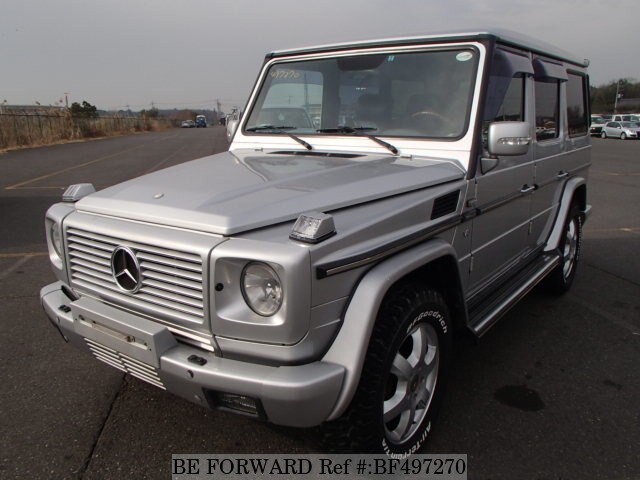 2000 mercedes benz g class g500 l g500l usados en venta for Mercedes benz g class for sale cheap