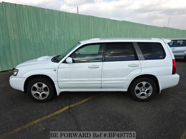 used 2003 subaru forester xt ta sg5 for sale bf497751 be forward. Black Bedroom Furniture Sets. Home Design Ideas